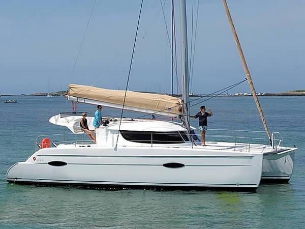 Fountaine Pajot Lipari 41 Lipari 41 - AYC Yachtbroker