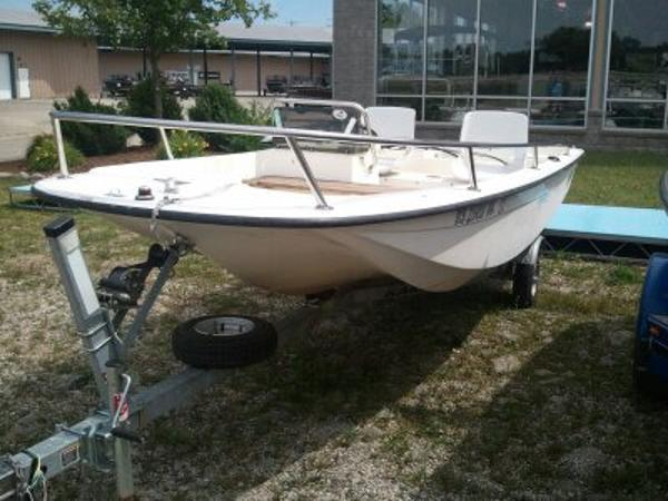 Wahoo 15FT SIDE CONSOLE