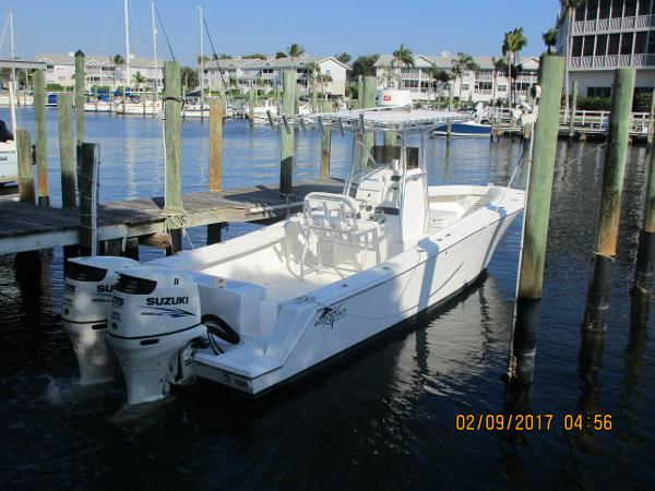 Ocean Runner 2900 C/C Open Fisherman