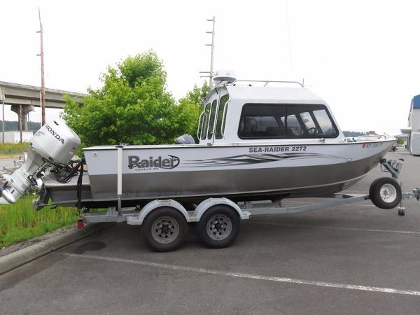 Sea Raider Sea Raider 2272 Hardtop