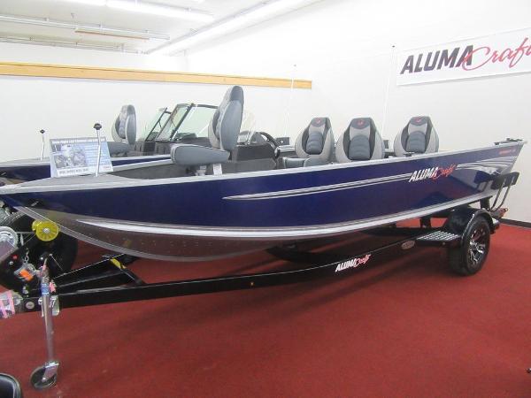 Alumacraft Voyageur 175 CS