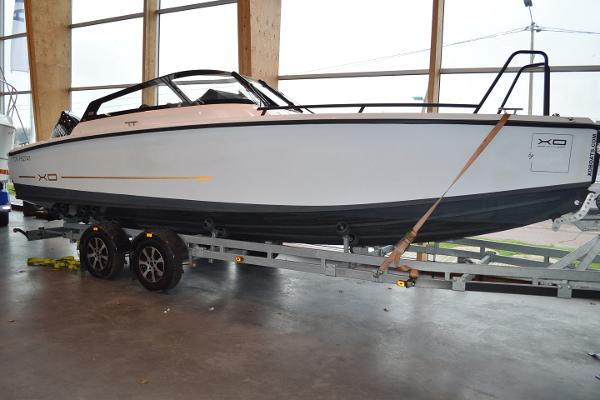 XO Boats 250 OPEN X0 250 Open for sale