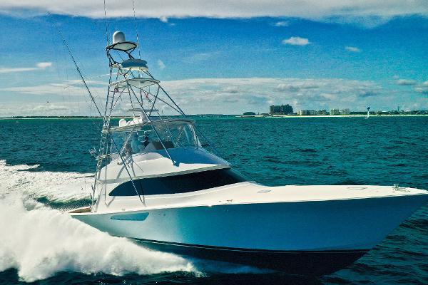 Viking 55 Convertible 2013 55 Viking Cnv Profile