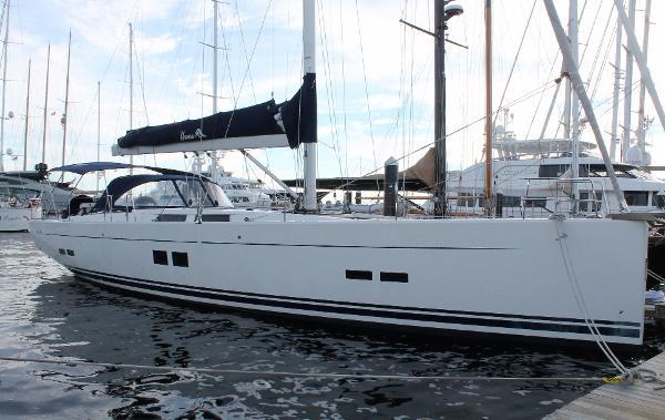Hanse 575 Profile