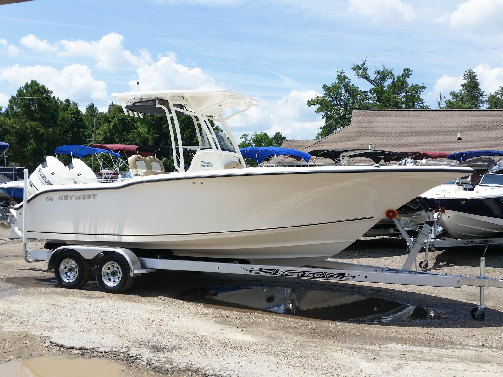 Key West Boats, Inc. 244CC