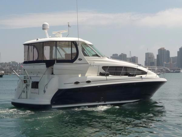 Sea Ray 390 Motor Yacht Tradition