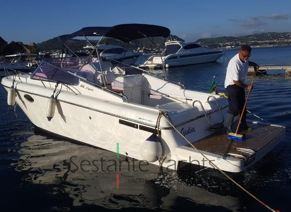 Mano Manò 26 Manò Marine 26 Sport - Sestante Yacht  (7)