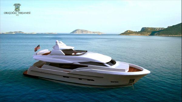 Miss Tor Yacht 80