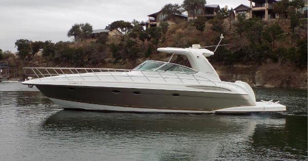 Formula 47 Yacht