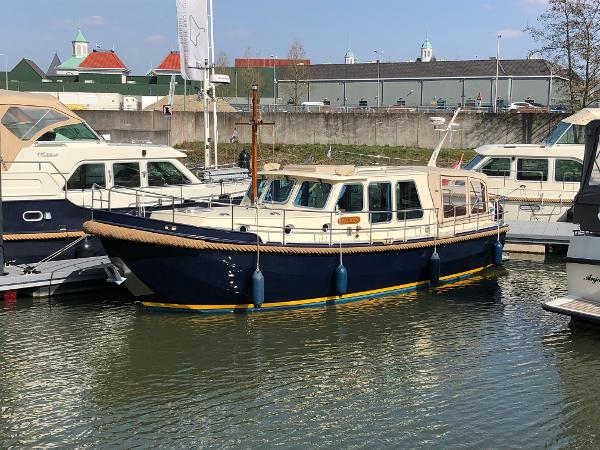 Motor Yacht Brandsma vlet 1000 AK de luxe
