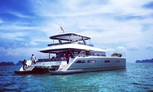 Lagoon 630 Motor Yacht Profile