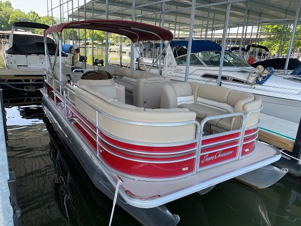 Smoker Craft Sun Chaser Touring 22