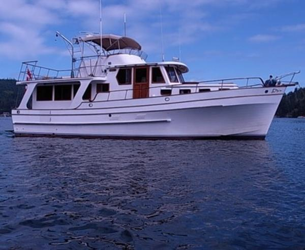 C & L Sea Ranger Pilothouse On the Water