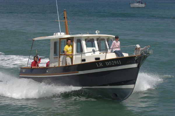Rhea Marine 800 TIMONIER