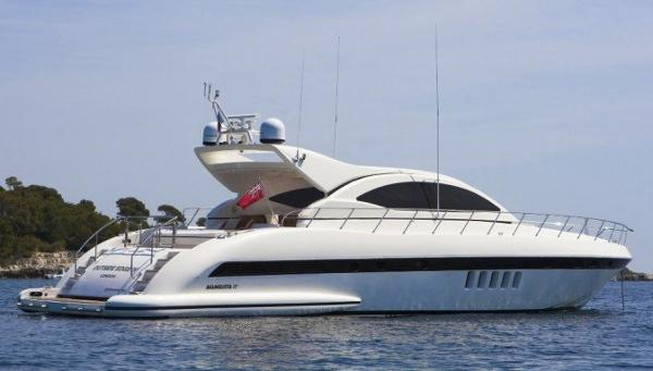 Mangusta 72 - New Engines