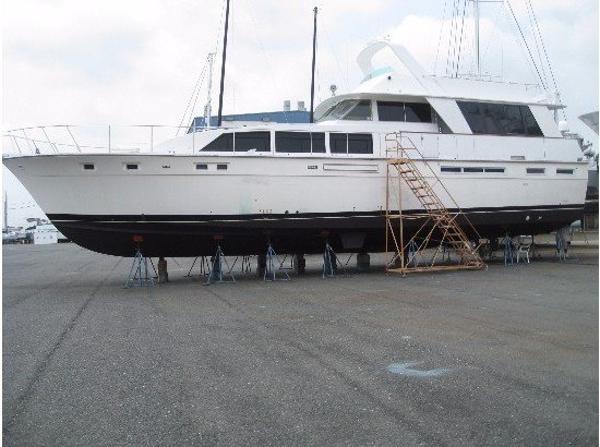 Bertram 68 Motor yacht
