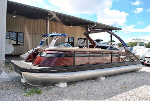 Bennington 28 QSRX1 Pontoon Boat 2018-BENNINGTON-28-QSRX-LUXURY-PONTOON-BOAT-FOR-SALE