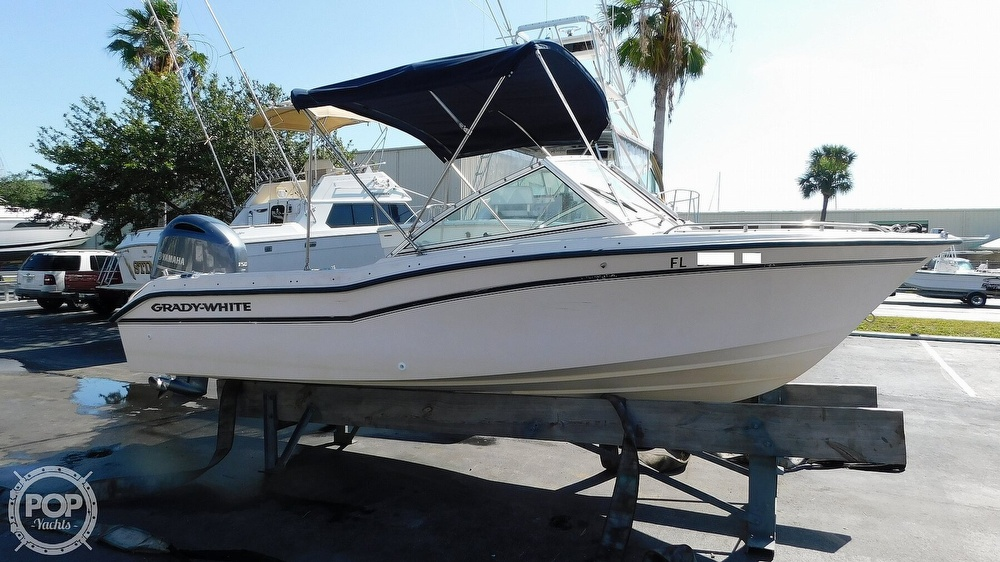 Grady-White Tournament 192 1997 Grady-White Tournament 192 for sale in Fort Pierce, FL