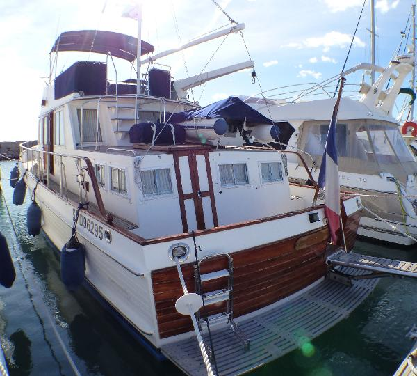 Grand Banks 46 Classic GRAND BANKS 46 CLASSIC