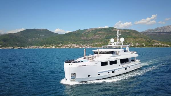 Mengi Yay 32 meter Steel Trawler