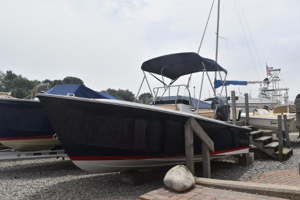 Rossiter 17 CENTER CONSOLE 17 Rossiter Center Console for Sale Ocean House Marina