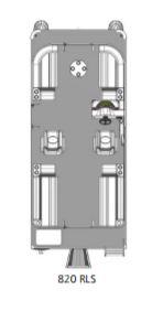 Apex Marine Quest LS 820 RLS