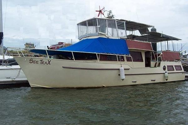 Custom Steel Cruiser