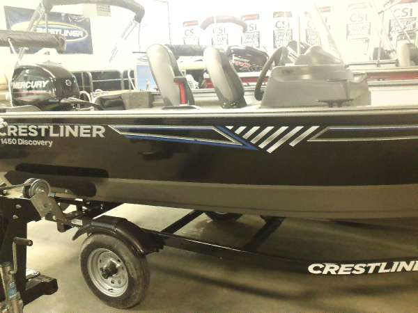 Crestliner 1450 Discovery SC