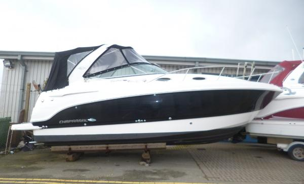 Chaparral Signature Cruiser 280 Chaparral Signature Cruiser 280