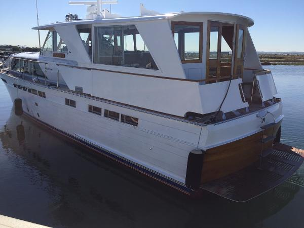 Chris-Craft 57 Constellation