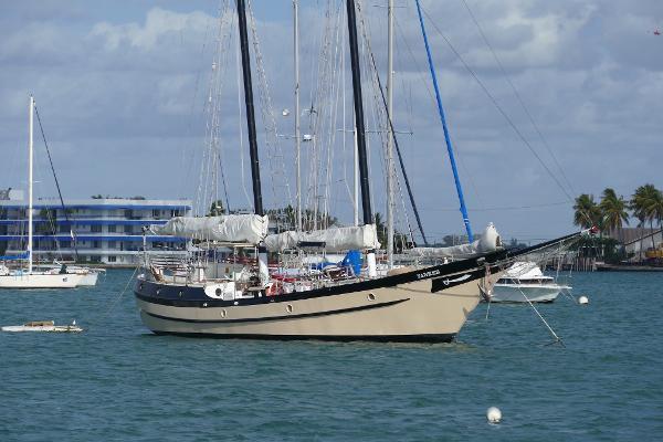 Atlantic City Charter schooner Profile