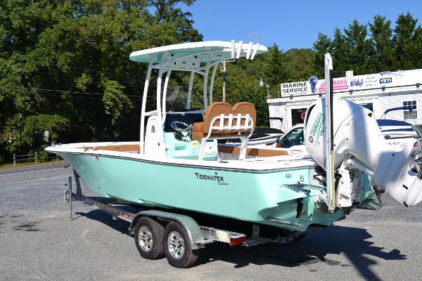 Tidewater Boats 2500 Carolina Bay Custom