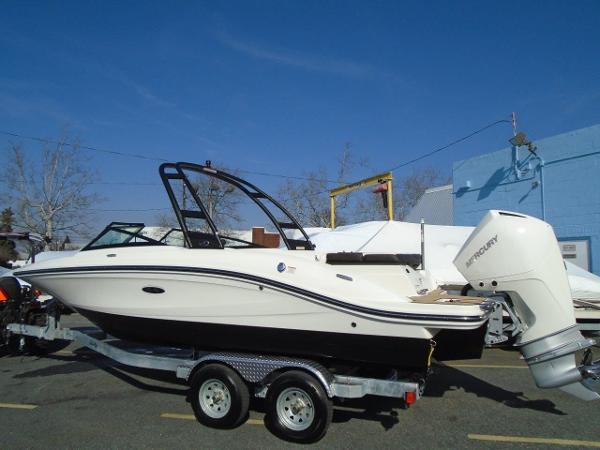 Sea Ray 21 SPX OB Special Edition