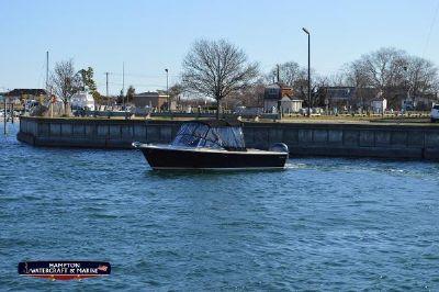 Rossiter R23 Classic Day Boat