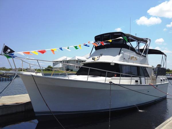 Mainship Double Cabin Profile