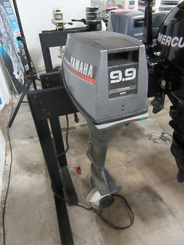 Yamaha Outboards FT9.9ERLD