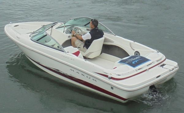 Maxum 1800 MX Maxum 1800 MX - On the water 1