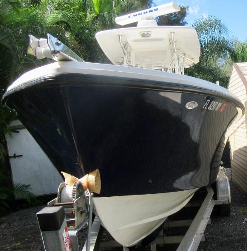 seahunter NO HURRICANE DAMAGE  - 35 CC 35' Sea Hunter Center Console