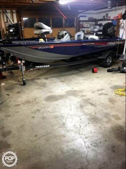 Bass Tracker Team 175 2017 Bass Tracker Pro Team 175 for sale in Cookson, OK