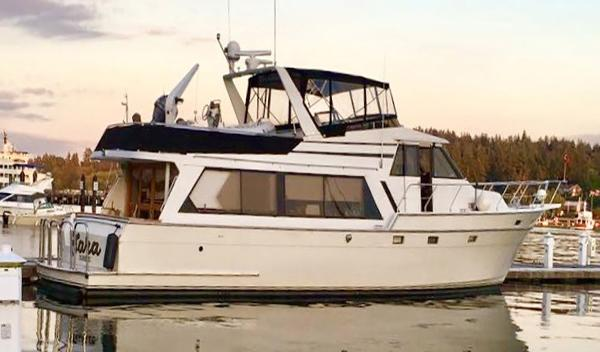 Angel Pilothouse Profile