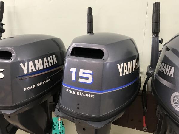 Yamaha Outboards F15LMH