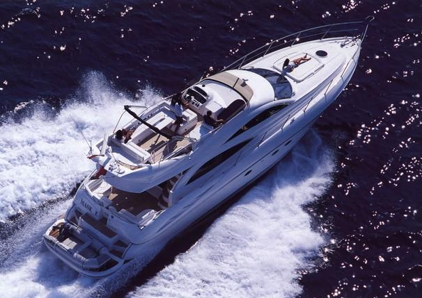 Sunseeker Manhattan 56 Manufacturer Provided Image: Manhattan 56