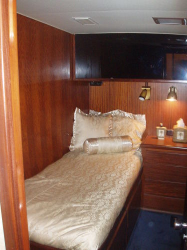 Starboard Berth in Master