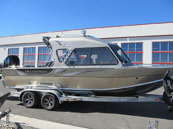 Airboat For Sale Craigslist: 2017 Duckworth 235 Pacific