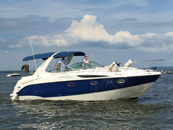 Bayliner 320 Main Profile