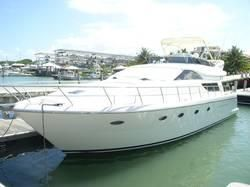 Uniesse Motor Yacht Port Profile