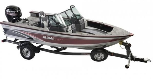 Alumacraft Edge 175