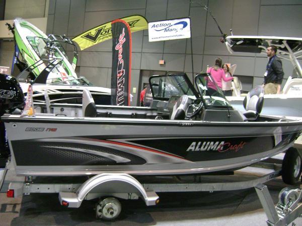 Alumacraft Edge 175 Edge 175 Sport