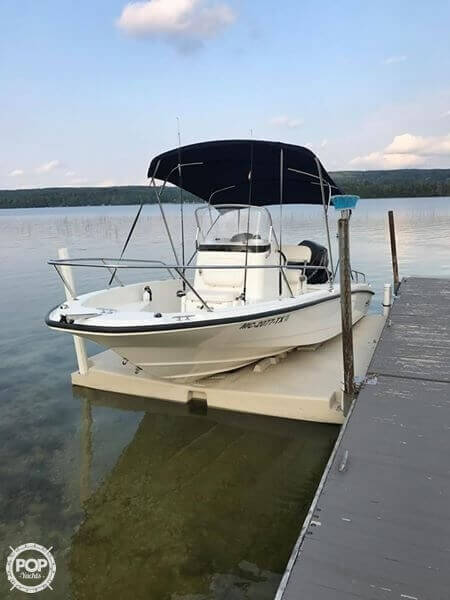 Boston Whaler 200 Dauntless 2013 Boston Whaler 200 Dauntless for sale in Owosso, MI