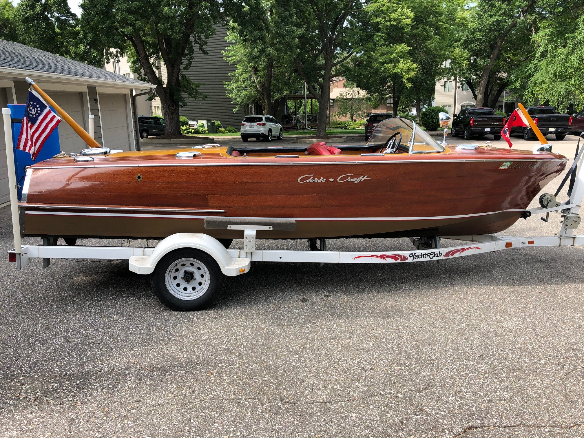 Chris-Craft 19' capri
